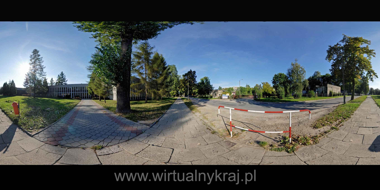 Prezentacja panoramiczna dla obiektu miasto OŚWIĘCIM