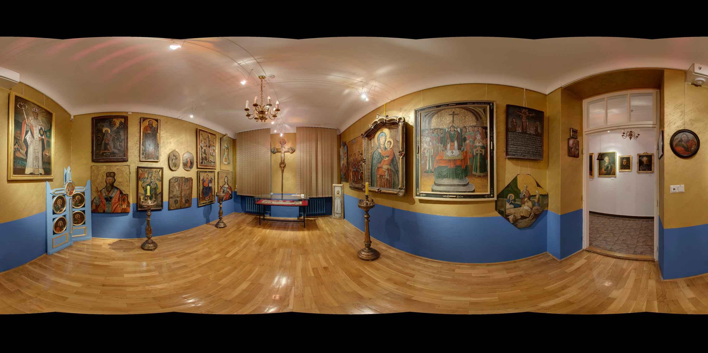 Prezentacja panoramiczna dla obiektu Muzeum Diecezjalne