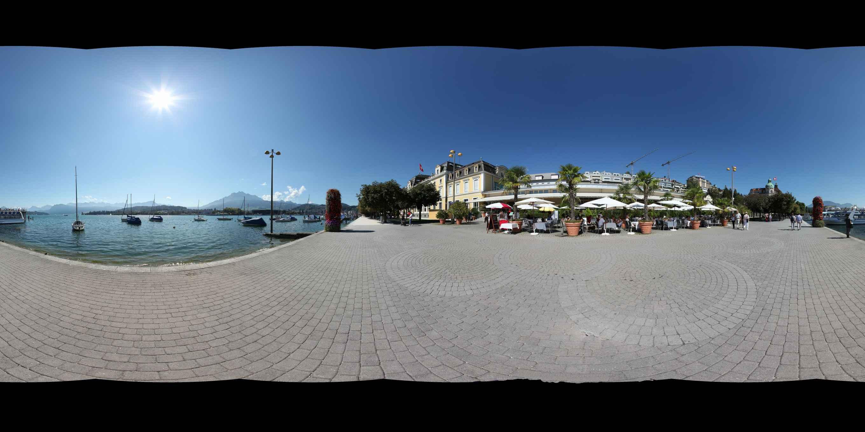Prezentacja panoramiczna dla obiektu Luzern