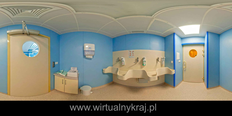 Prezentacja panoramiczna dla obiektu Szpital Powiatowy w Limanowej im. Miłosierdzia Bożego