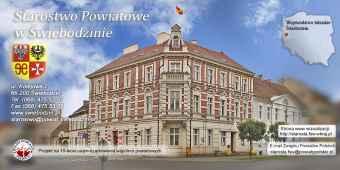 Prezentacja panoramiczna dla obiektu Starostwo Powiatowe w Świebodzinie