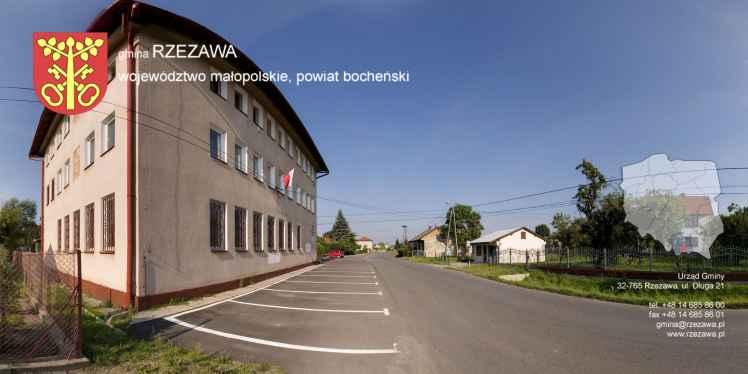Prezentacja panoramiczna dla obiektu gmina RZEZAWA