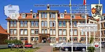 Prezentacja panoramiczna dla obiektu Starostwo Powiatowe w Starogardzie Gdańskim
