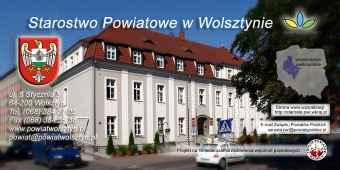 Prezentacja panoramiczna dla obiektu Starostwo Powiatowe w Wolsztynie