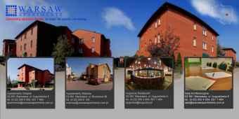 Prezentacja panoramiczna dla obiektu Warsaw Apartments