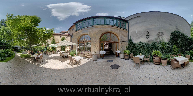 Prezentacja panoramiczna dla obiektu ul. Kanonicza