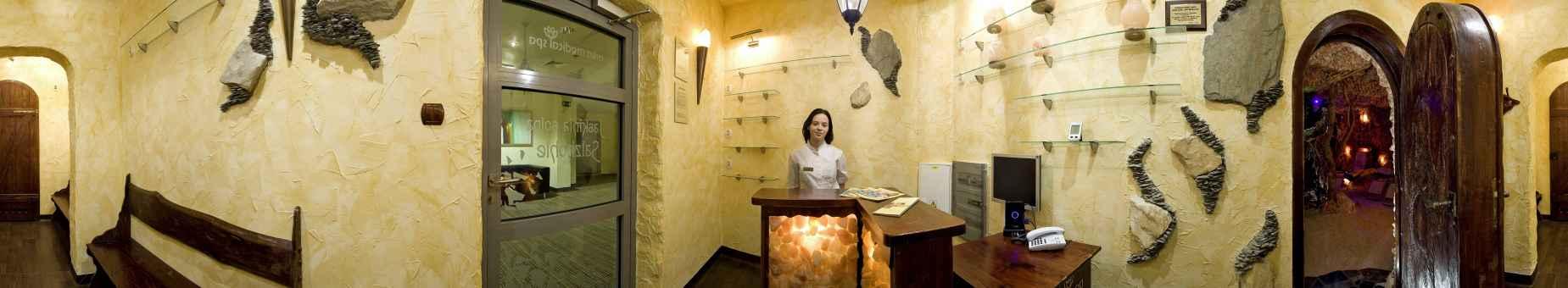"""Prezentacja panoramiczna dla obiektu HOTEL """"Arka Medical Spa"""""""