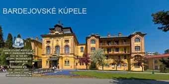 Prezentacja panoramiczna dla obiektu Bardejovské Kúpele