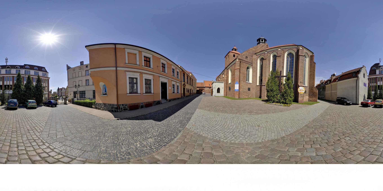 Prezentacja panoramiczna dla obiektu miasto GRUDZIĄDZ