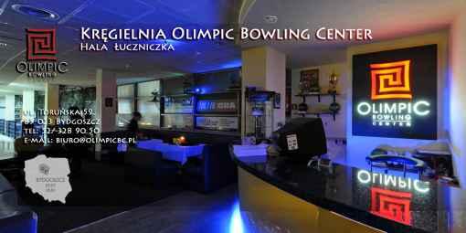 Prezentacja panoramiczna dla obiektu Kręgielnia Olimpic Bowling Center