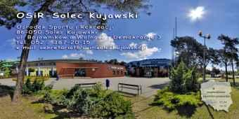 Prezentacja panoramiczna dla obiektu OSIR - Solec Kujawski