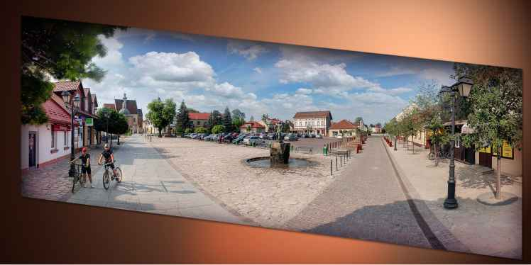 Prezentacja panoramiczna dla obiektu NIEPOŁOMICE - wirtualny spacer
