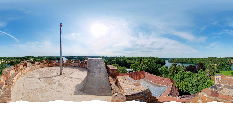 """Prezentacja panoramiczna dla obiektu Szlak """"Rządzone Habitem"""""""