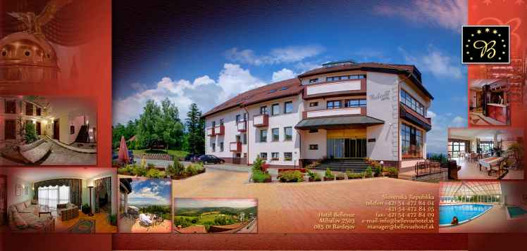 Prezentacja panoramiczna dla obiektu Hotel Bellevue