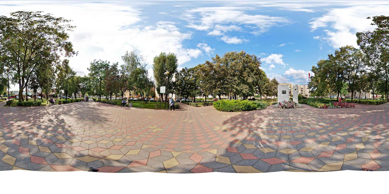 Prezentacja panoramiczna dla obiektu gmina SŁUBICE