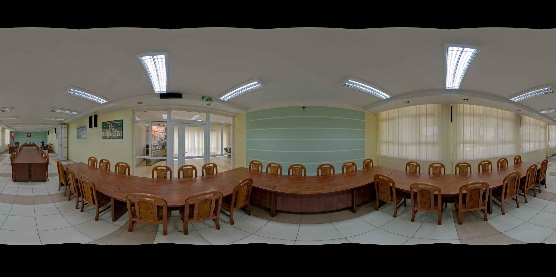 Prezentacja panoramiczna dla obiektu Starostwo Powiatowe w Białymstoku