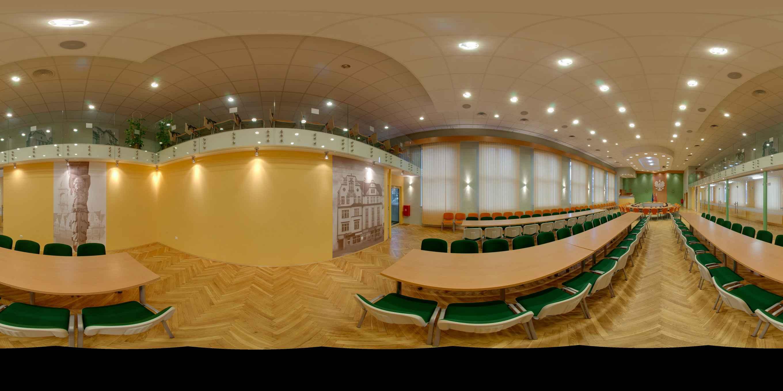 Prezentacja panoramiczna dla obiektu Starostwo Powiatowe w Kluczborku