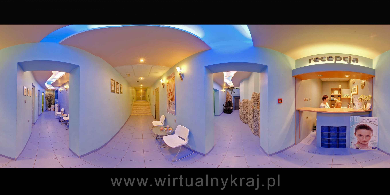 """Prezentacja panoramiczna dla obiektu Hotel """"Perła Południa"""" w Rytrze"""