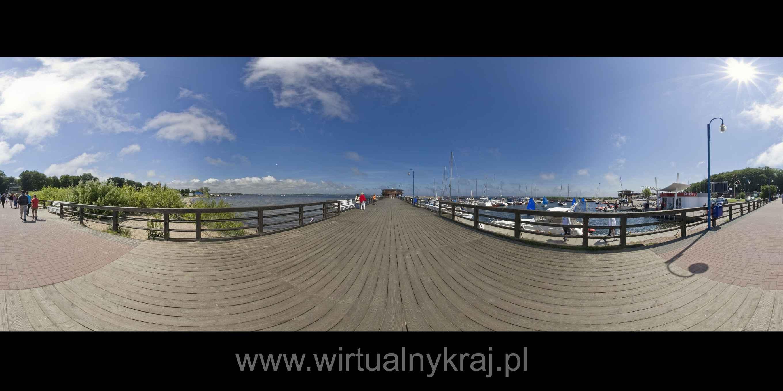 Prezentacja panoramiczna dla obiektu miasto Puck