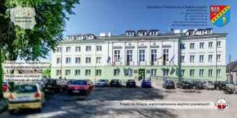 Prezentacja panoramiczna dla obiektu Starostwo Powiatowe w Białobrzegach