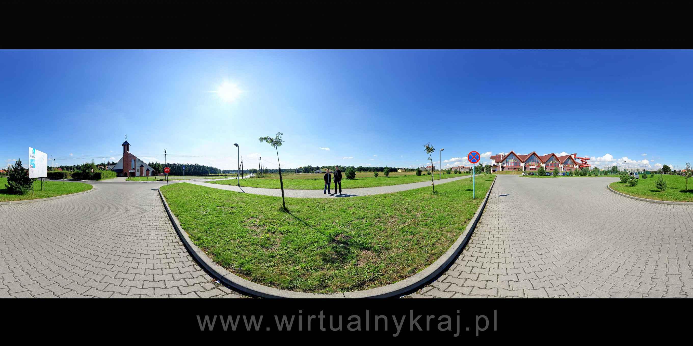 Prezentacja panoramiczna dla obiektu gmina MIEDŹNA