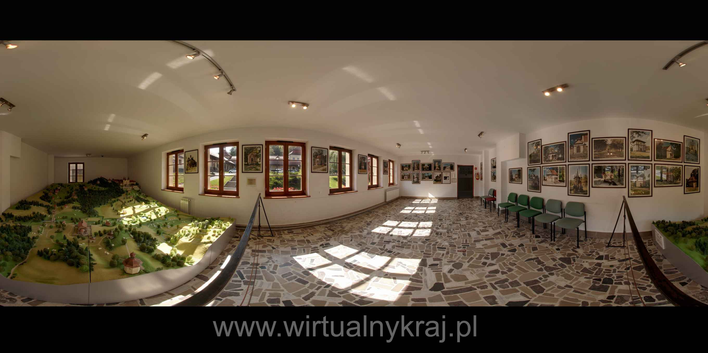 Prezentacja panoramiczna dla obiektu gmina KALWARIA ZEBRZYDOWSKA