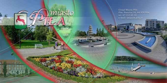 Prezentacja panoramiczna dla obiektu miasto PIŁA