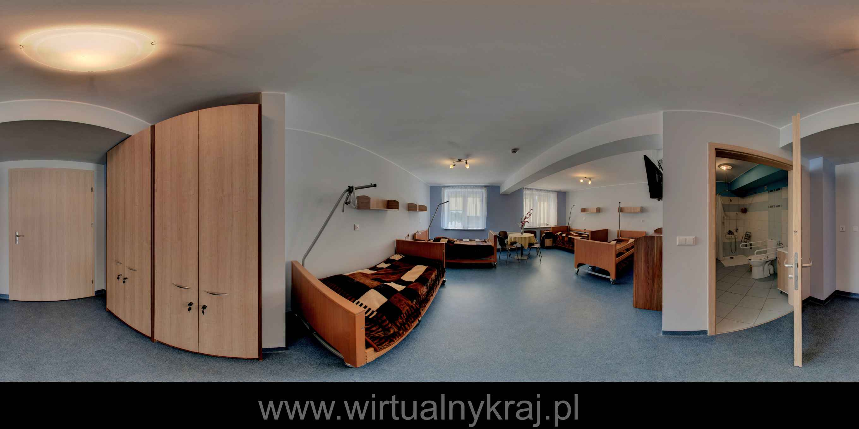 Prezentacja panoramiczna dla obiektu Dom Pomocy Społecznej w Kotlinie