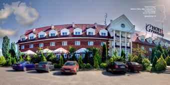 Prezentacja panoramiczna dla obiektu Hotel Groman