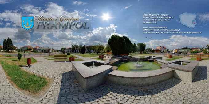 Prezentacja panoramiczna dla obiektu gmina FRAMPOL