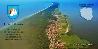 Prezentacja panoramiczna dla obiektu miasto Krynica Morska