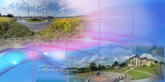 Prezentacja panoramiczna dla obiektu gmina WIELKA WIEŚ