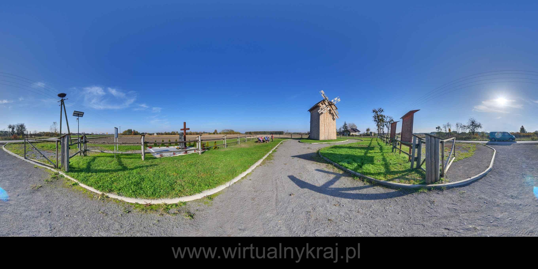 Prezentacja panoramiczna dla obiektu gmina Ruda-Huta