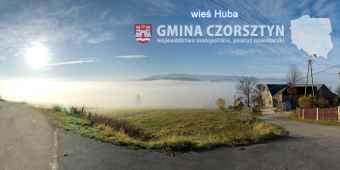 Prezentacja panoramiczna dla obiektu wieś HUBA