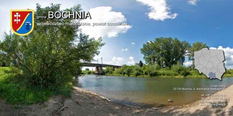 Prezentacja panoramiczna dla obiektu gmina BOCHNIA