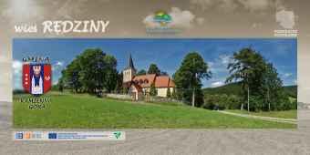 Prezentacja panoramiczna dla obiektu wieś RĘDZINY