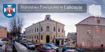 Prezentacja panoramiczna dla obiektu Starostwo Powiatowe w Łańcucie