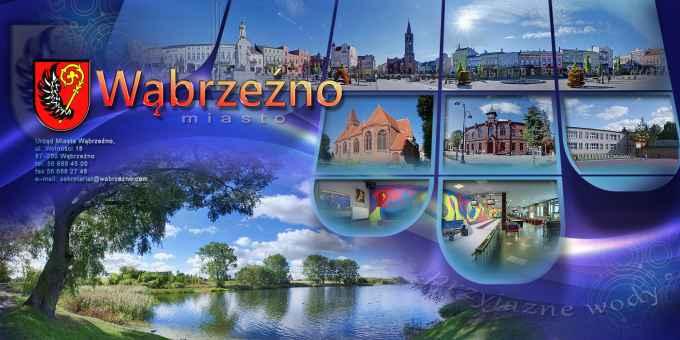 Prezentacja panoramiczna dla obiektu miasto WĄBRZEŹNO