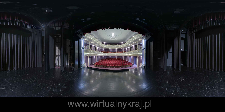 Prezentacja panoramiczna dla obiektu Teatr Stary w Bolesławcu