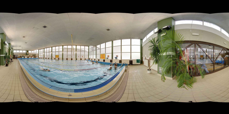 """Prezentacja panoramiczna dla obiektu nr. 96 - Kryta Pływalnia """"MORS"""" - MOSiR"""
