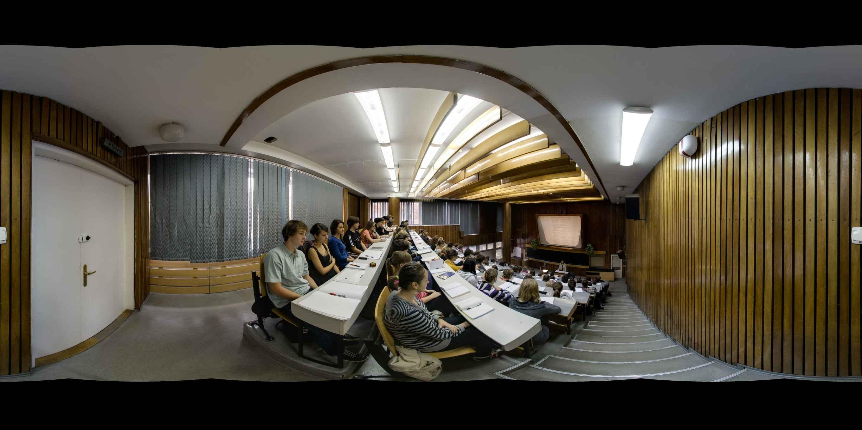 Prezentacja panoramiczna dla obiektu Wydział Inżynierii i Technologii Chemicznej Politechnika Krakowska