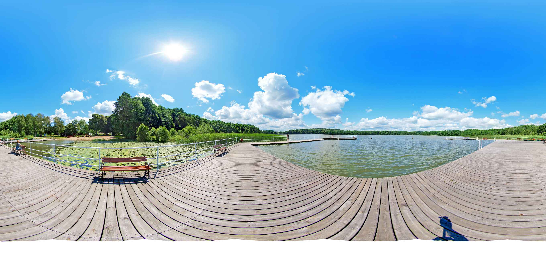 Prezentacja panoramiczna dla obiektu gmina Lubrza