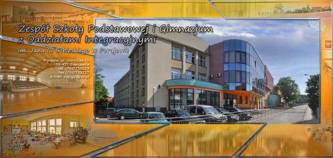 Prezentacja panoramiczna dla obiektu Zespół Szkół z Oddziałami Integracyjnymi