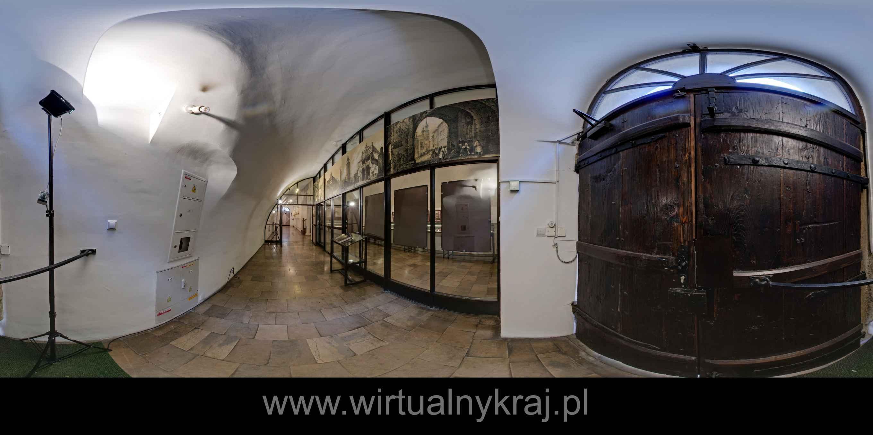 Prezentacja panoramiczna dla obiektu Archiwum Nauki PAN i PAU w Krakowie - 2015 r.