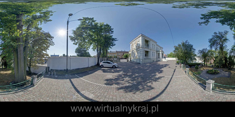 Prezentacja panoramiczna dla obiektu gmina OPOCZNO