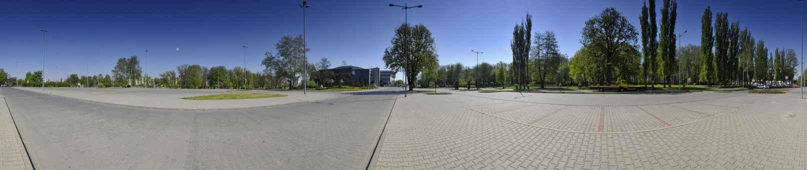Prezentacja panoramiczna dla obiektu ŁUCZNICZKA