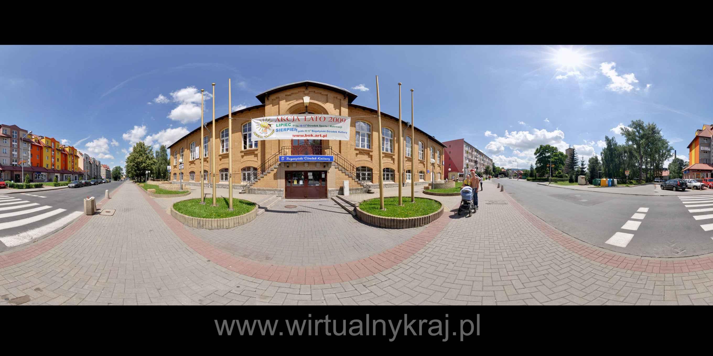 Prezentacja panoramiczna dla obiektu Bogatyński Ośrodek Kultury