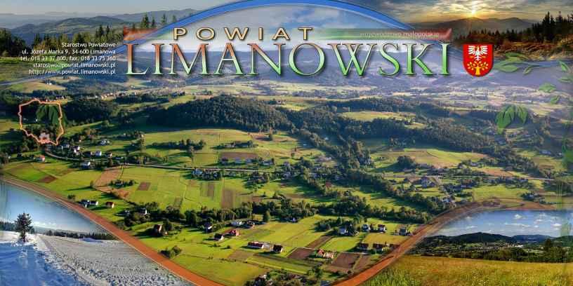 Prezentacja panoramiczna dla obiektu POWIAT LIMANOWSKI