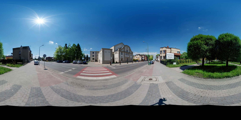 Prezentacja panoramiczna dla obiektu Czechowice-Dziecice