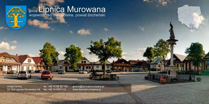 Prezentacja panoramiczna dla obiektu gmina LIPNICA MUROWANA